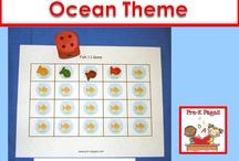 Ocean Theme / by Arianne Greenlee