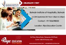 Bahrain Institute of Hospitality Delegate Visit