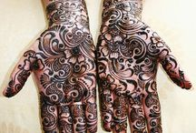 Awesome Mehndi Designs / Mehendi designs to adorn your beautiful hands. Unravel elegant & classic designs here.