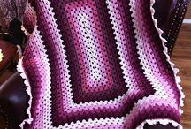 Crochet Blankets / by Kandice Hernandez