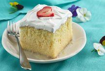 Life's uncertain... Eat dessert FIRST!!! / by Melanie Fuchs