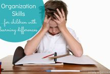 Organization For Children  / This board will share tips for helping your child get organized.