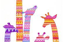 Giraffes / Giraffes