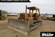 CAT D7G 092V03636 / Low-Hours Cat D7G 092V03636 Crawler Dozer for Sale. Visit Mico Equipment for Used & New Cat Heavy Crawler Dozers at Competitive Prices, Backed By Professional Support and Services.