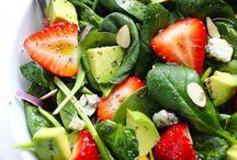 Receitas de salada