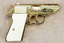 Gold Plated Guns