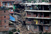 Terremoto in Nepal / Il 25 aprile a mezzogiorno un terremoto ha colpito il Nepal. Fin'ora le vittime sono oltre 4000 e 9000 le persone ferite.