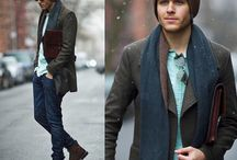 Menswear Inspiration / We post style inspiration on our blog, then we pin it here!