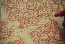 Henna / Henna Indian Designs
