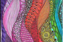 패턴 문양