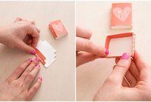 matchbox crafts love