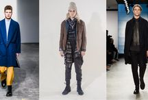 FALL '17 - See Now Buy Now / THE ENSIGN partnered with 4 designers at New York Mens Fashion Week to present runway looks available to shop immediately.