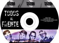 #Disco #TodosAlFrente #CalleArribaVzla / Disco 2015 del Grupo Calle Ariiba Vzla