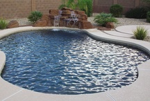 Other Cool Pool Designs! / We appreciate all pool design as a form of art! Here are some other designs that we especially enjoy!