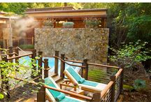 Some amazing spas to visit / Some great places you may want to visit. / by Michele's Apothecary