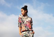 fashion - floral / by PSbyDila.com
