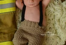 Newborn Crochet Samples / by Foto Sandra