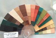 Caygill Base Autumn Palettes