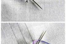Needle work :)