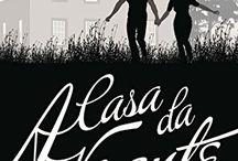 A Casa da Frente / Samanta e Marcelo são o casal perfeito. Flávia vive um casamento de fachada com Renan. Quando os quatro se tornam vizinhos em um condomínio de alto padrão, algo não muito convencional começa a acontecer por lá. Você emprestaria seu marido para a vizinha gostosa?
