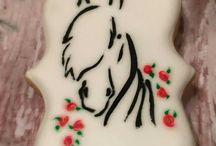 horses cookies
