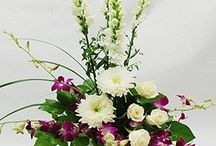 Get Well Flowers / Deliver some cheer to your friends or family! A fresh bouquet of flowers is a perfect way to make someone happy. http://www.norfolkflorist.com/occasions/get-well-soon-flowers-virginia-beach-va/