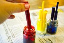 pintura al alcohol