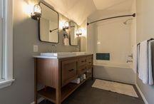 Project 2947-1 Modern Industrial Bathroom Remodel St. Paul Twin Cities Minnesota
