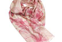 Kiena Scarves / Attractive silk scarves