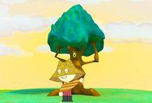 reel animation 2014 / reel de las animaciones del 2014