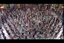 Flash Mobs - Look like fun / by Dana Nunamaker-Merritt