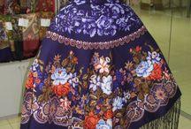 павлопассадские платки