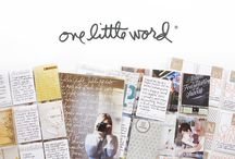 memory keeping | one little word