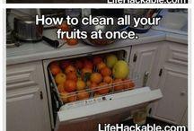 Simple life hacks