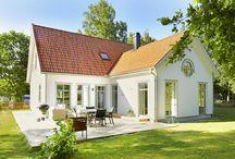 Hus utendørs