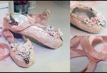 chaussures papier mâché