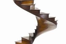 Swirl stair