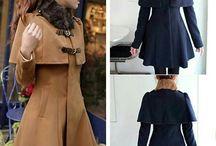 Sewing ~ Coats