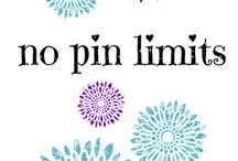 Welcome - No Pin Limits / Please pin as much as you like, I love to share with you. Thank you for you lovely pins. Hope you have a beautiful day pinning all you want.