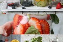 wody owocowe