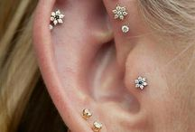 Piercings / Piercing ideas that I would like to have someday.  / by Emily Smith