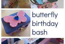 Little Ladies' 2nd Birthday! / by Elisha Santucci Hutcheson