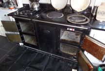 Aga Cookers / Ovenmagic Aga Cleaning Service Worcestershire Aga cleaning Photos before and after shots