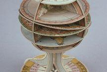 cartography - globes & gores