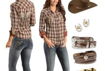Cowgirl outfits
