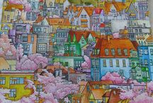 Steve McDonald' s Fantastic Cities