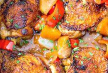 Slow cooker hawain chicken