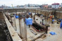 Cladirea de birouri Green Gate Bucuresti / In 2012 OCTAGON a fost antreprenor de specialitate pentru proiectul de birouri Green Gate. Am executat lucrari geotehnice: pereti mulati, piloti forati, epuismente si grinda de coronament. Green Gate este o cladire de birouri clasa A, localizata pe Blvd. Tudor Vladimirescu Nr.22- Bucuresti. Cladirea are 10 etaje, o suprafata totala de 39.000 mp si 10 etaje.