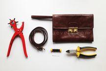 Riñonera Do It Yourself  / Filosofia DIY: fotos de tutoriales y de riñoneras realizadas a mano por gente común. ¡Hazlo tu mism@!