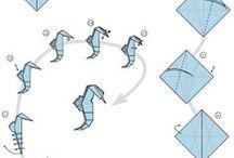 origami állatok